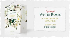 White Roses - Ny, fräschare design!