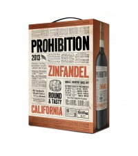 Prohibition Zinfandel Box