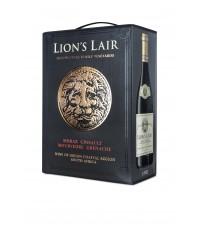 Lion's Lair Shiraz Cinsault Mourvèdre Grenache Box